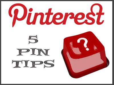 5 Tips on Pinterest for Business